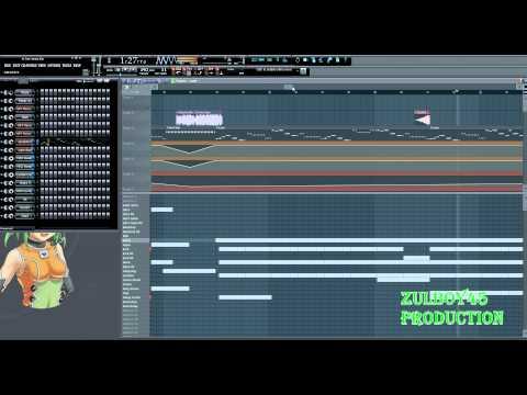 Basshunter In her eyes remake  zulboy45 FL studio+flp download
