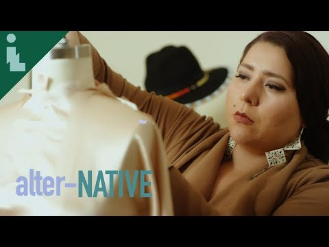 """alter-NATIVE Ep. 1 """"Bethany Yellowtail: Sun Road Woman and Fashion Designer"""""""