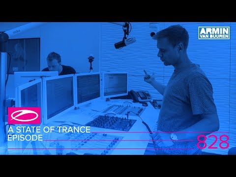 A State Of Trance Episode 828 (#ASOT828)