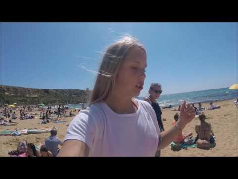 "Lisa goes Malta: ""Beach day and Rabat"""