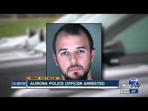 Aurora police officer charged with official misconduct, attempting to influence public servant
