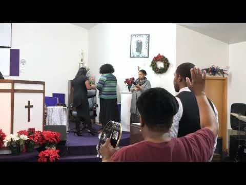 2018 Holy Ghost Revival Night 4