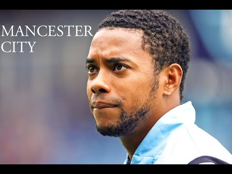 Robinho - Skills & Goals For Manchester City - 2008 To 2010 - HD