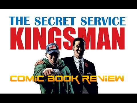 Secret service kingsman comic