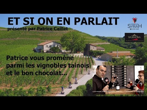 ESOP Avril 2018 La Cave de tain et Valrhôna