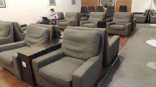 Egyptair Almeisan Lounge, Cairo Airport T3 (CAI)