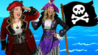 Alphabet Pirates - ABC Song for Kids - Learn the Alphabet