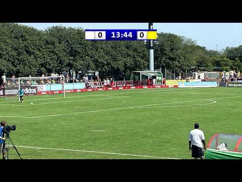 Dana Cup 2014 - B19 Finals - Skedsmo FK (NOR) - Lusaka Youth