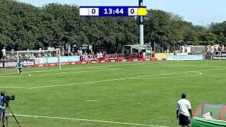 Dana Cup 2014 - B19 Finals - Skedsmo FK (NOR) - Lusaka Youth SA (ZAM) - 1st Half