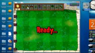 Plant Vs Zombies Trainer Free Download ( Infinity Sun , Fast Building ) (HD)