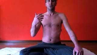 tecniche di respirazione per l'Apnea - respirazione addominale