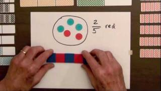 Basic Concepts Step 2 - Fractions for Regions and Sets (Video #2)