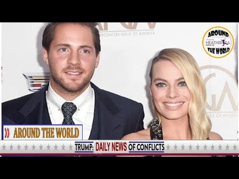 Margot Robbie Is Too Successful For Husband Tom Ackerley?