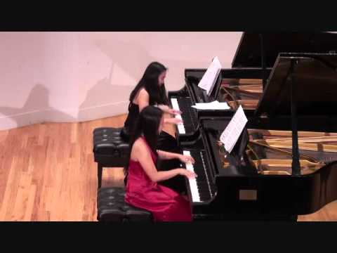 "P. Grainger Fantasy for Two Pianos on Gershwin's ""Porgy and Bess"""
