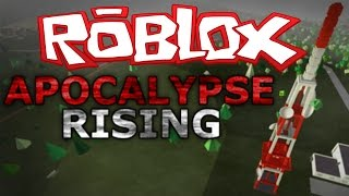 Roblox: Apocalypse Rising - Let's Play Ep1 - A FRESH START!