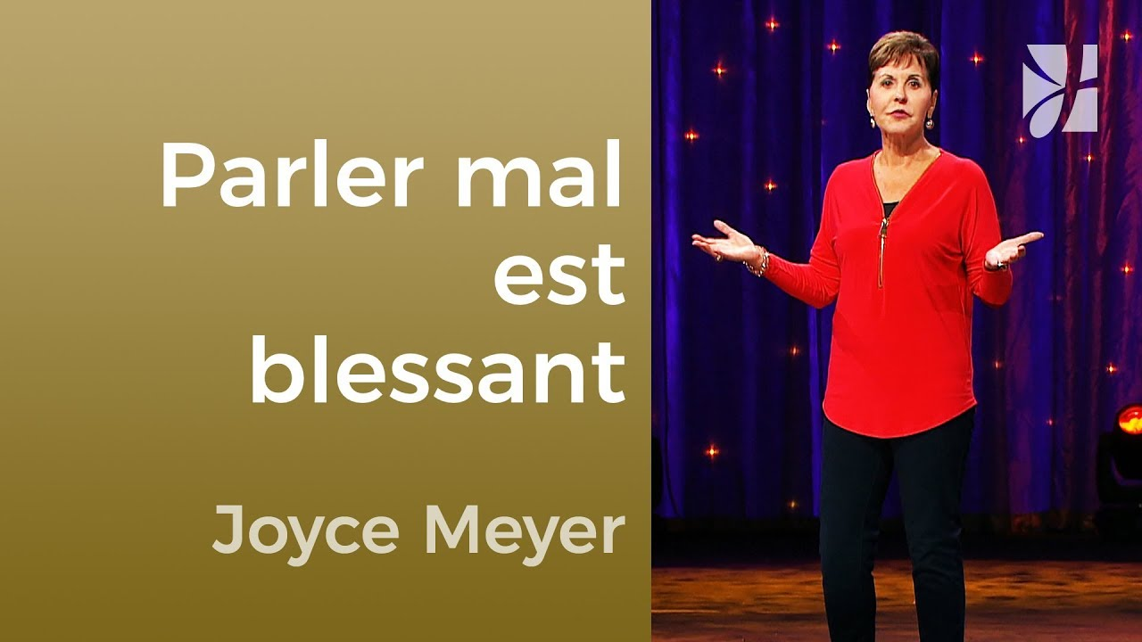 prédication joyce meyer