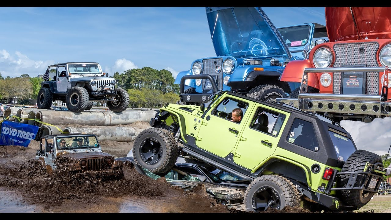 Myrtle Beach Jeep Jam 2018 You