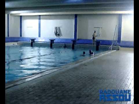 Complexe sportif mohamed 5 assou radouane youtube for Complexe mohamed 5 piscine