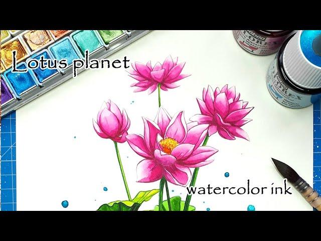 planète lotus