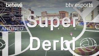 Sant Andreu - Europa, el derbi, entrevista a Miranda i Cano - btv esports   betevé