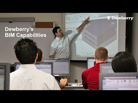 Dewberry's BIM Capabilities