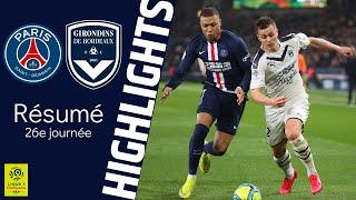 VIDEO: Les meilleurs moments de Paris SG-Bordeaux