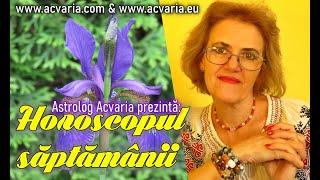 SOLSTITIU + LUNA PLINA ⭐ HOROSCOPUL SAPTAMANII 21-27 IUNIE 2021 cu astrolog ACVARIA