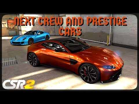 Season 47 - Prestige Cup and Crew Championship cars : CSRRacing2