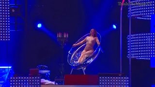 HOT Britney Spears! Touch Of My Hand (Onyx Hotel Tour) - HD
