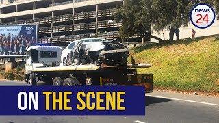 WATCH   News24 takes you through Watson's crash site