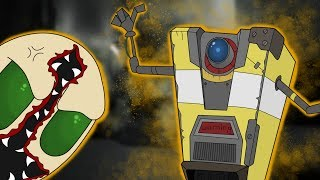 Claptrap Joins The SCP Foundation