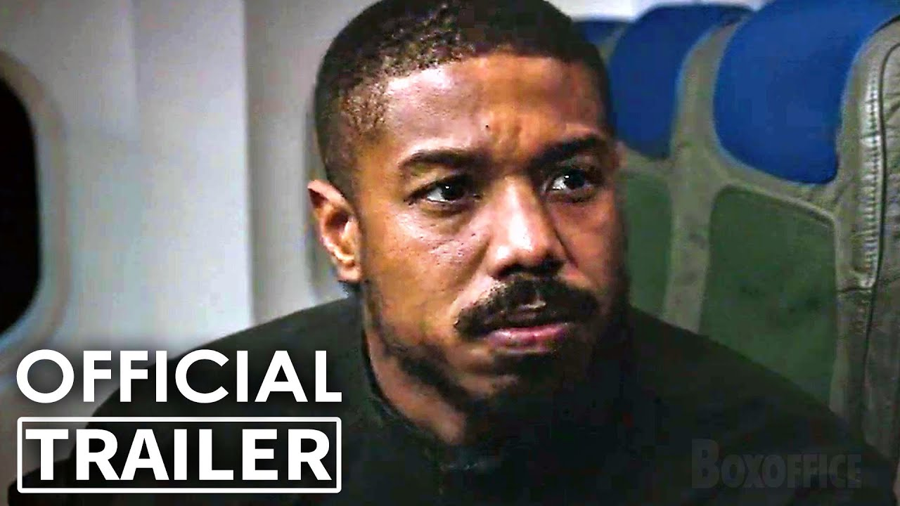 WITHOUT REMORSE Trailer (Michael B. Jordan, 2021)