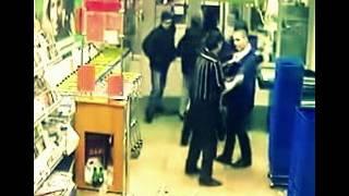 Нарезка драк Русские vs кавказцы. Подборки лучших и кровавых драк 2016 ноябрь. #6