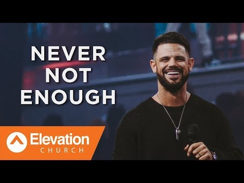 видео: Стивен Фуртик - Никогда не будет недостатка (never not enough)   Проповедь (2018)