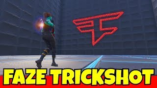 so i did the FAZE TRICKSHOT COURSE... (very hard)