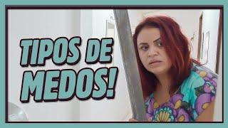 TIPOS DE SUSTO!