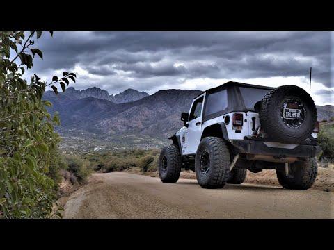 Four Peaks Off-Road Trail Phoenix Arizona