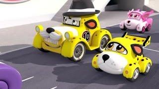 Робокар Поли и его друзья эпизод  9 - мультфильм дублированный- - автомобиль мультфильмй