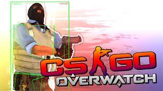 HIDING THE WALLHACKS! (CS:GO Overwatch)