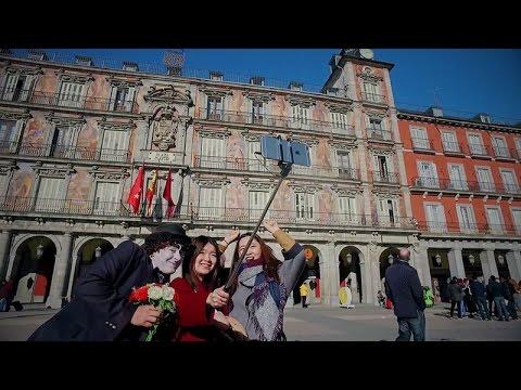 Cities of Spain: Madrid