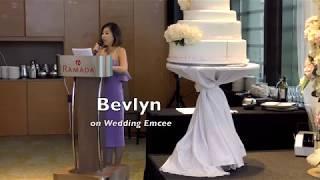 Bevlyn on  Bilingual Wedding Emcee (2)