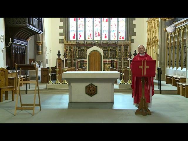 English Mass, Friday June 05, 2020