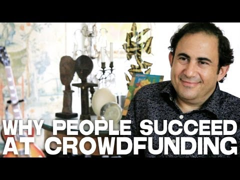 Why People Succeed At Crowdfunding by Jon Reiss