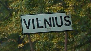 Wrażenia z wizyty na Litwie: drogi, gospodarka, polskie szkoły,polityka - Oskar Wądołowski VIDEOBLOG