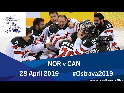 Norway V Canada | 2019 World Para Ice Hockey Championships