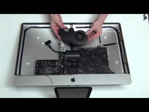 "How to Take Apart the Apple iMac 5K 27"" iMac Late 2015"