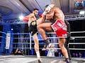 BİG LEFT HOOK KNOCKOUT  amazing knockout