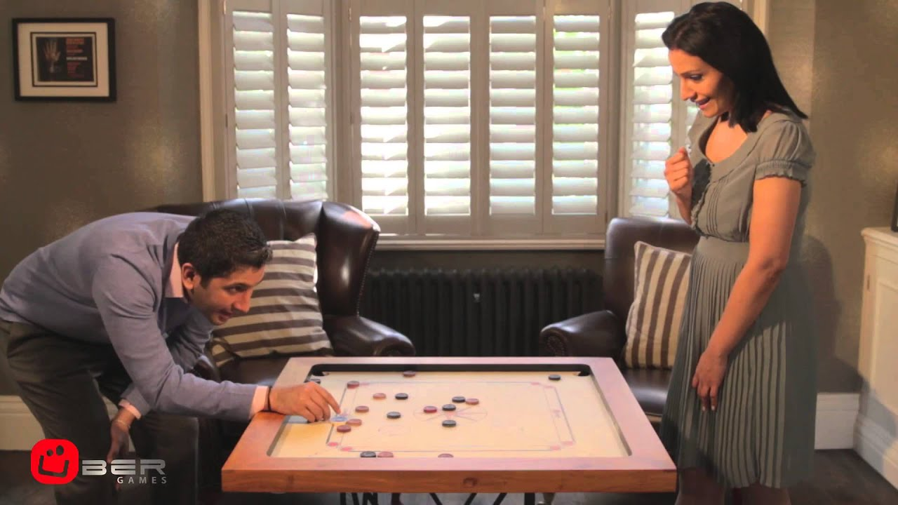 How To Cancel Uber >> Championship Carrom Board - Uber Games - YouTube