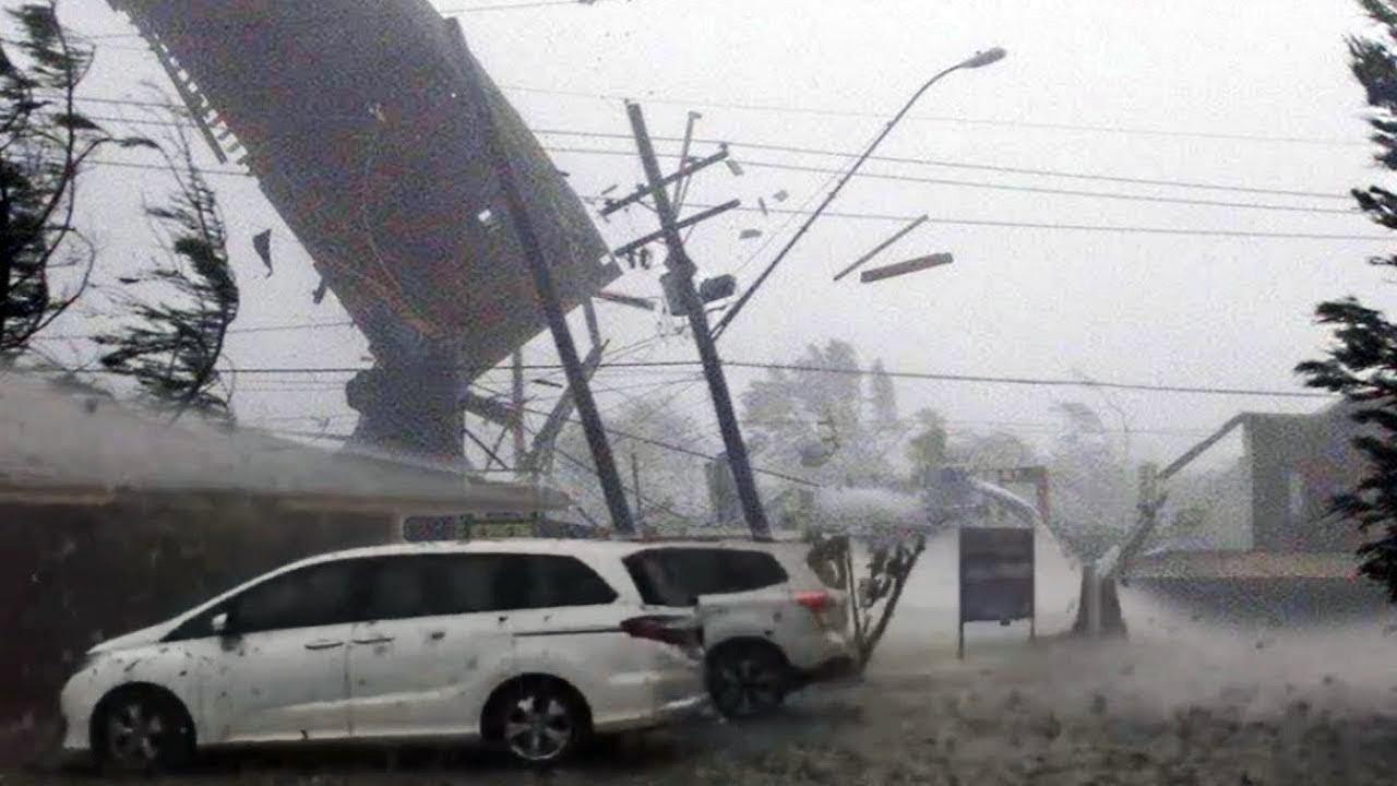 ภัยพิบัติรอบโลก! เปิดภาพนาที พายุเฮอริเคนพัดหลังคาปลิวที่รัสเซีย  แผ่นดินไหวประเทศจีน เซินเจิ้นจมน้ำ