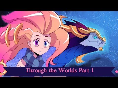 Through the worlds Part 1 - League of Legends Comic Dub thumbnail
